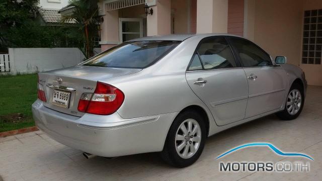 รถใหม่, รถมือสอง TOYOTA CAMRY (2003)