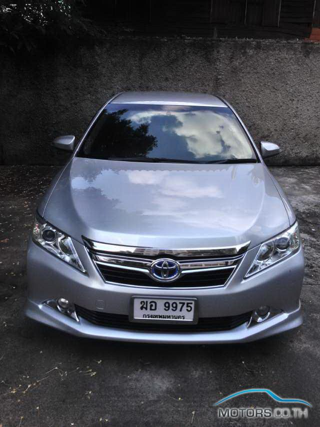 New, Used & Secondhand Cars TOYOTA CAMRY (2012)
