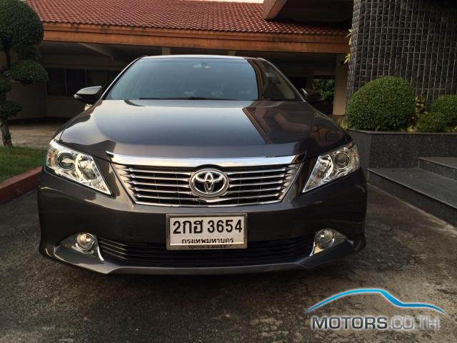 New, Used & Secondhand Cars TOYOTA CAMRY (2013)