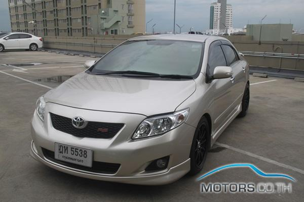 New, Used & Secondhand Cars TOYOTA ALTIS (2010)
