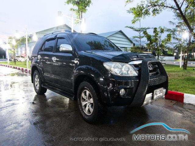 New, Used & Secondhand Cars TOYOTA FORTUNER (2005)