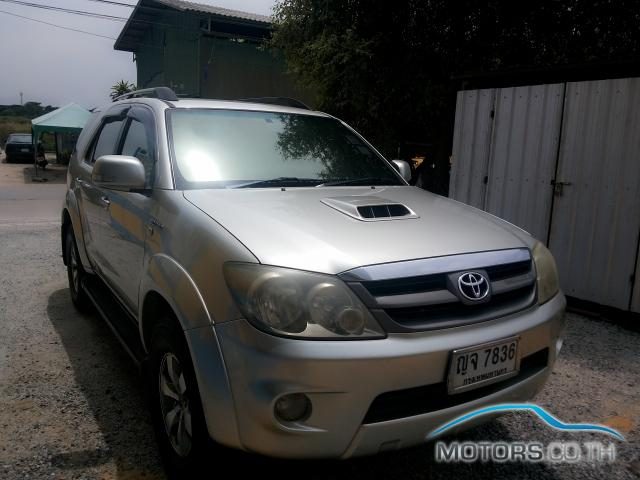New, Used & Secondhand Cars TOYOTA FORTUNER (2006)