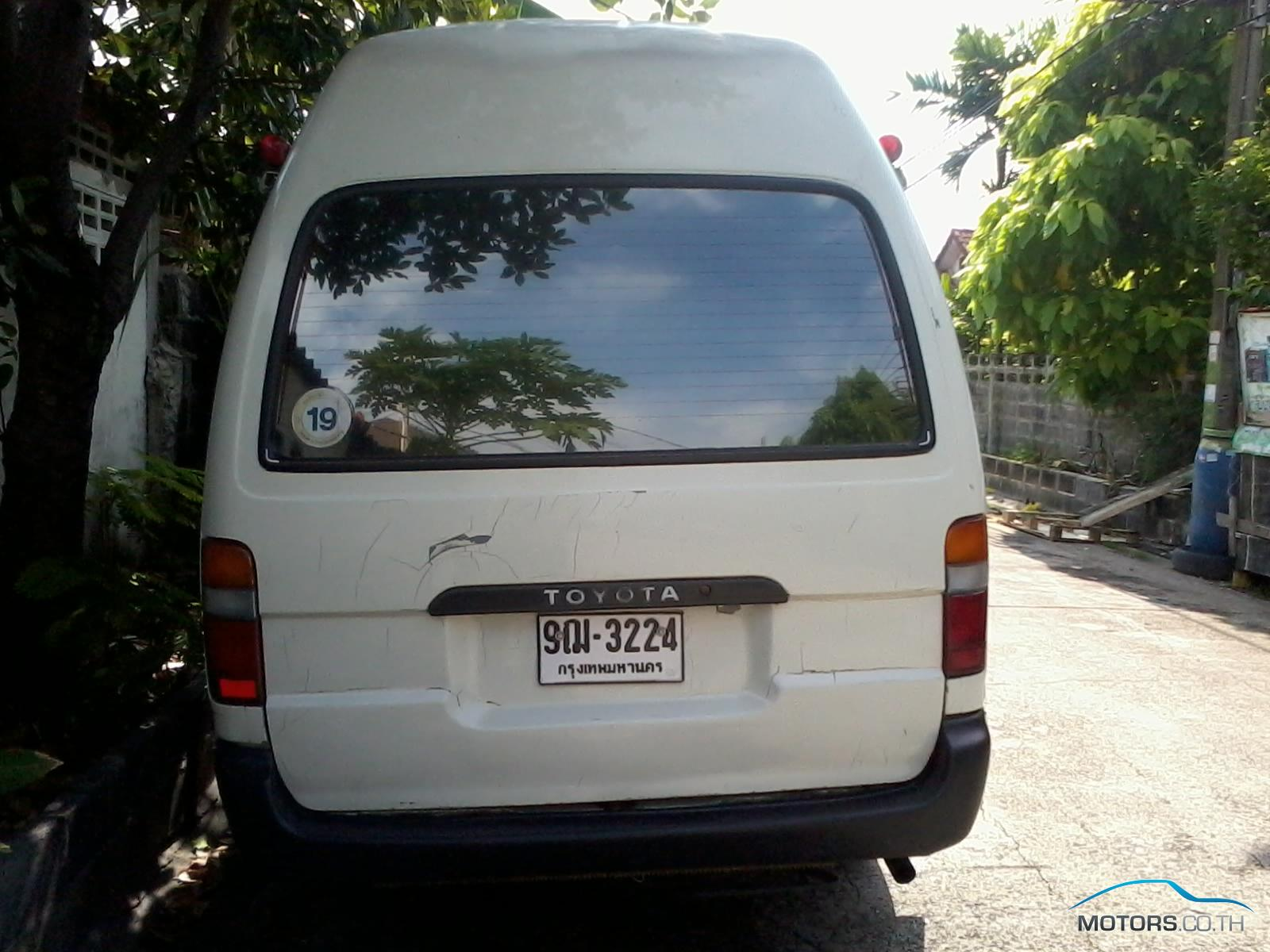 New, Used & Secondhand Cars TOYOTA HIACE (1993)