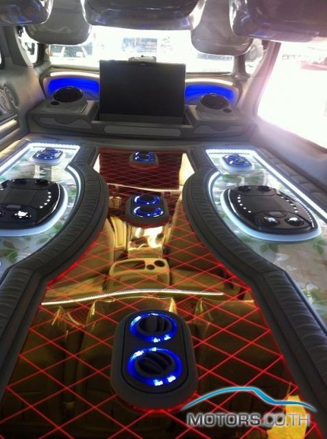 รถมือสอง, รถยนต์มือสอง TOYOTA HIACE (2014)