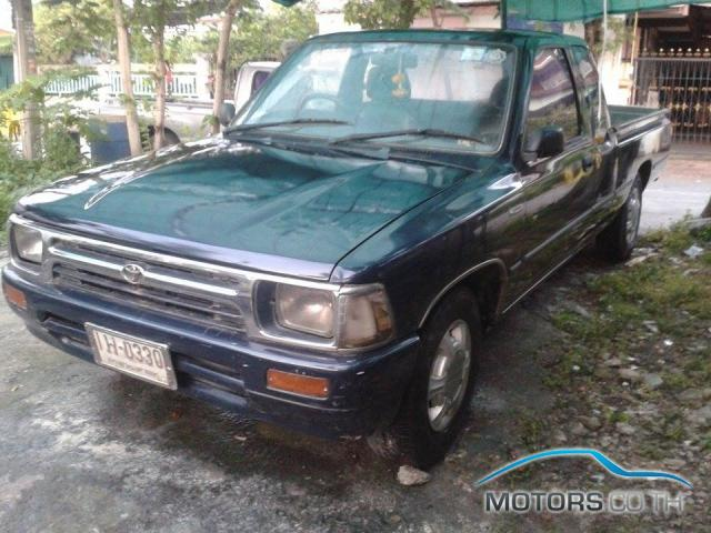 New, Used & Secondhand Cars TOYOTA HILUX MIGHTY-X (1994)