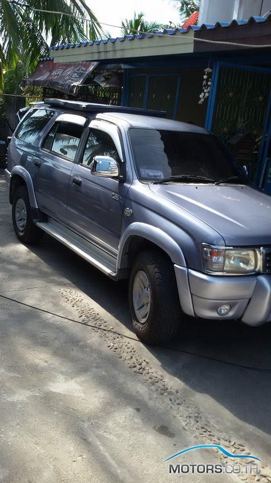 รถมือสอง, รถยนต์มือสอง TOYOTA HILUX SPORT RIDER (1999)
