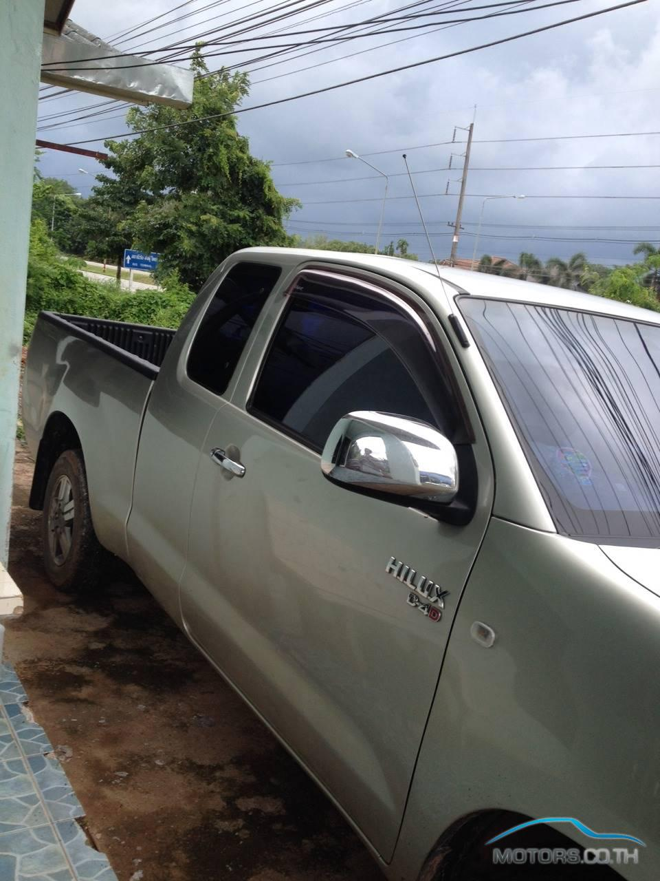 New, Used & Secondhand Cars TOYOTA HILUX VIGO D4D (2006)