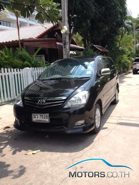 New, Used & Secondhand Cars TOYOTA INNOVA (2009)