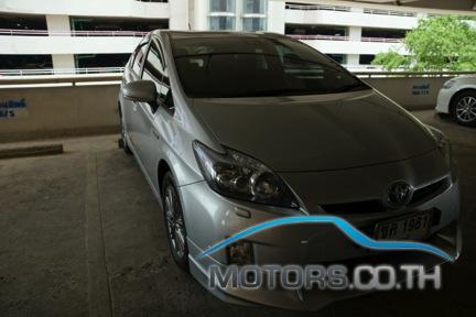 รถใหม่, รถมือสอง TOYOTA PRIUS (2011)