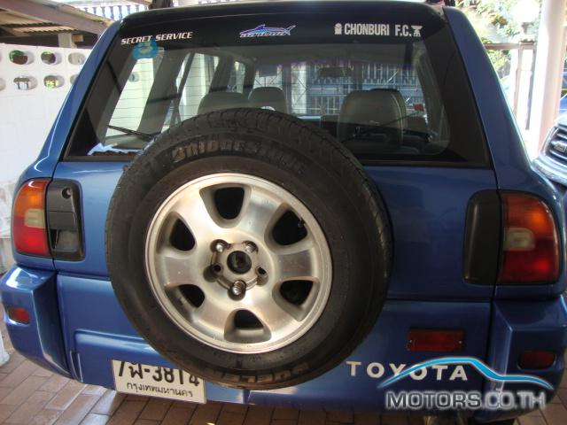 Secondhand TOYOTA RAV 4 (1996)