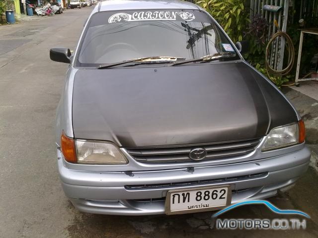 รถใหม่, รถมือสอง TOYOTA SOLUNA (1997)