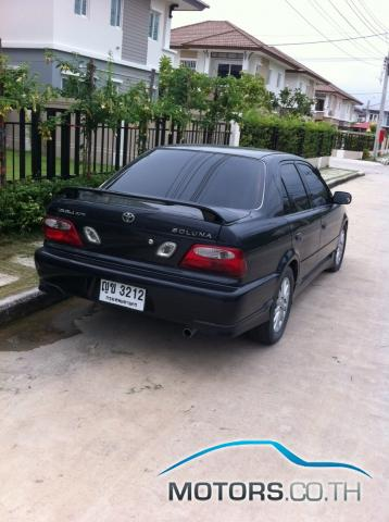 New, Used & Secondhand Cars TOYOTA SOLUNA (2001)