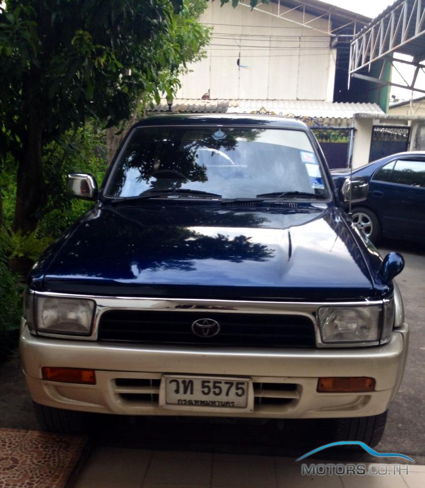 New, Used & Secondhand Cars TOYOTA SURF (1996)
