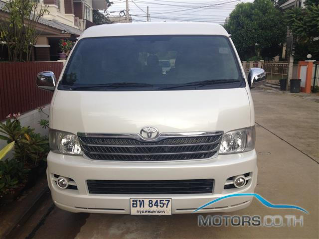 New, Used & Secondhand Cars TOYOTA VENTURY (2010)