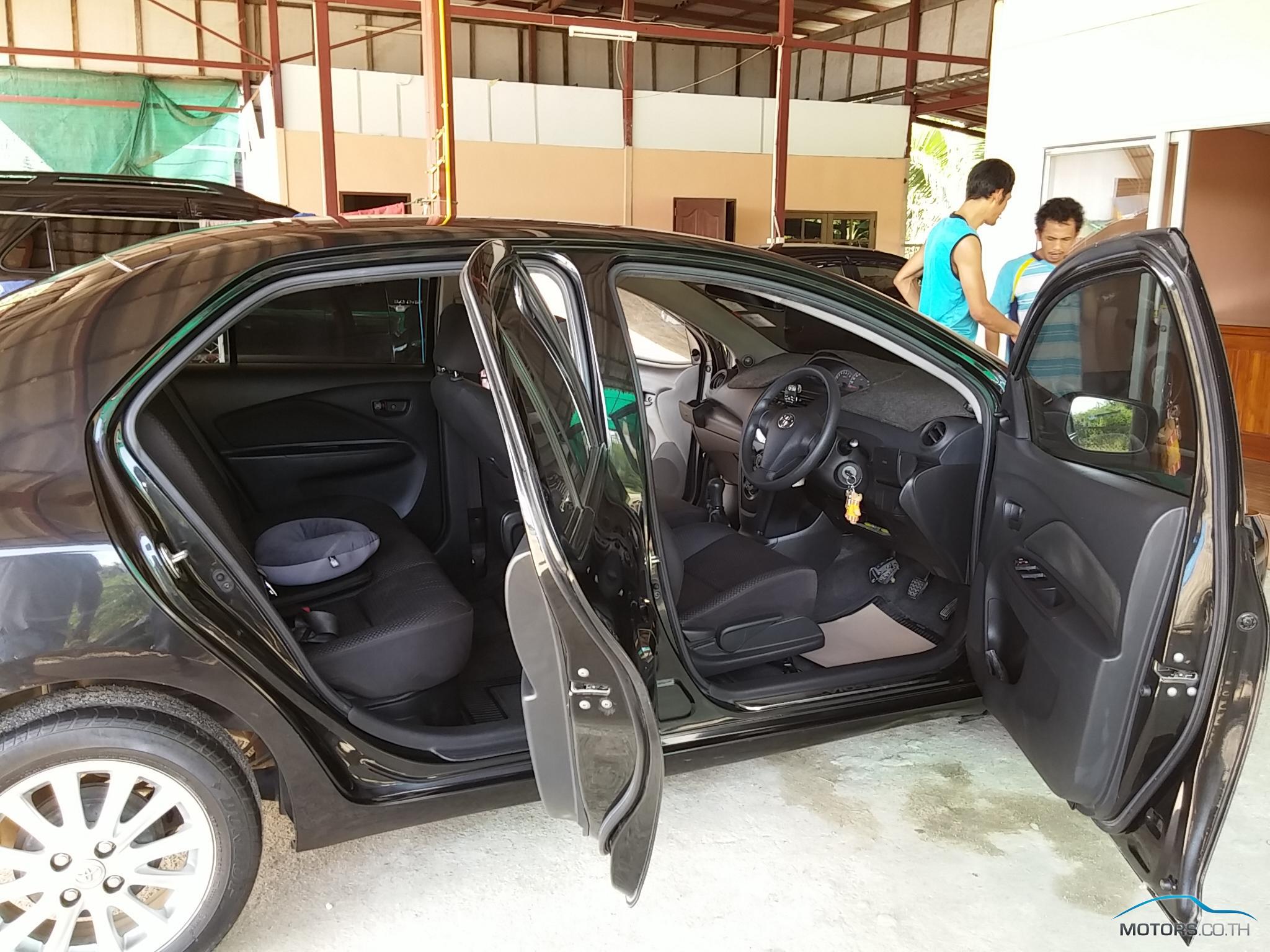 รถใหม่, รถมือสอง TOYOTA VIOS (2007)