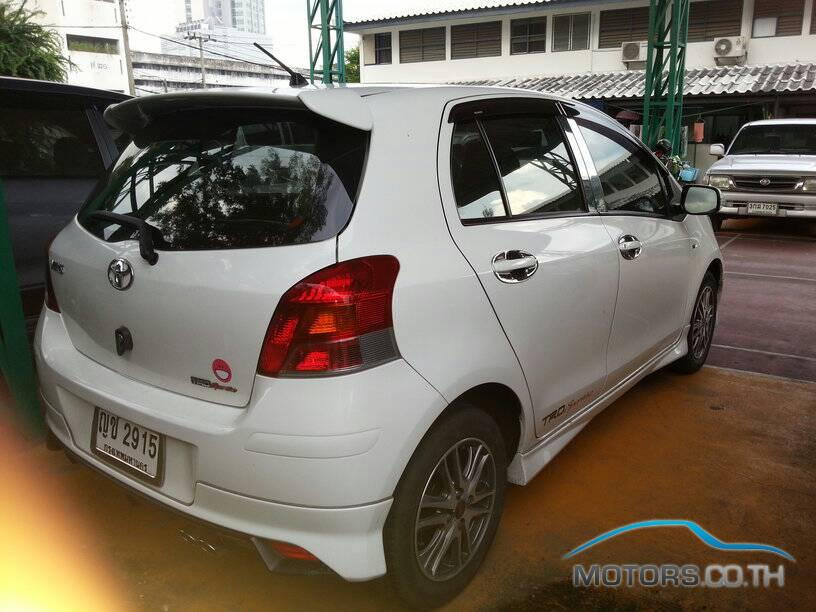 Secondhand TOYOTA YARIS (2010)
