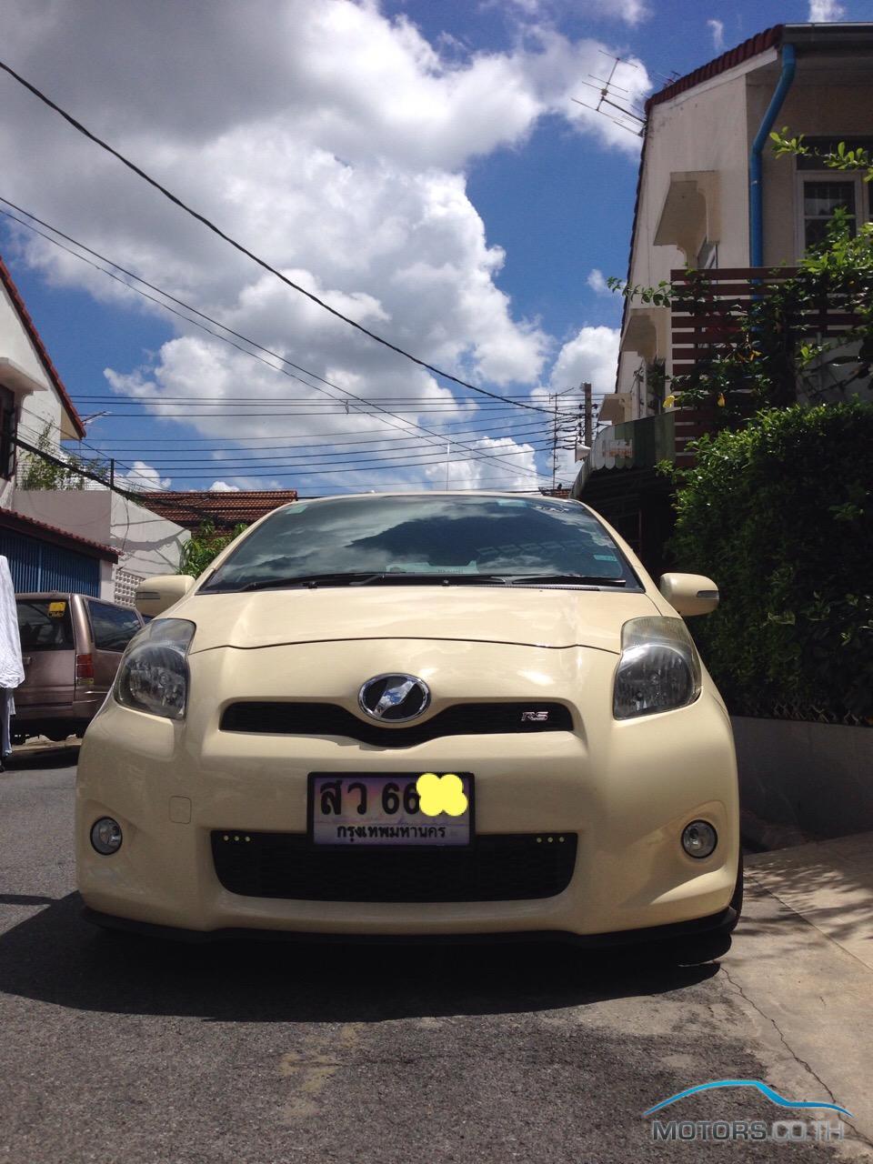 รถใหม่, รถมือสอง TOYOTA YARIS (2006)