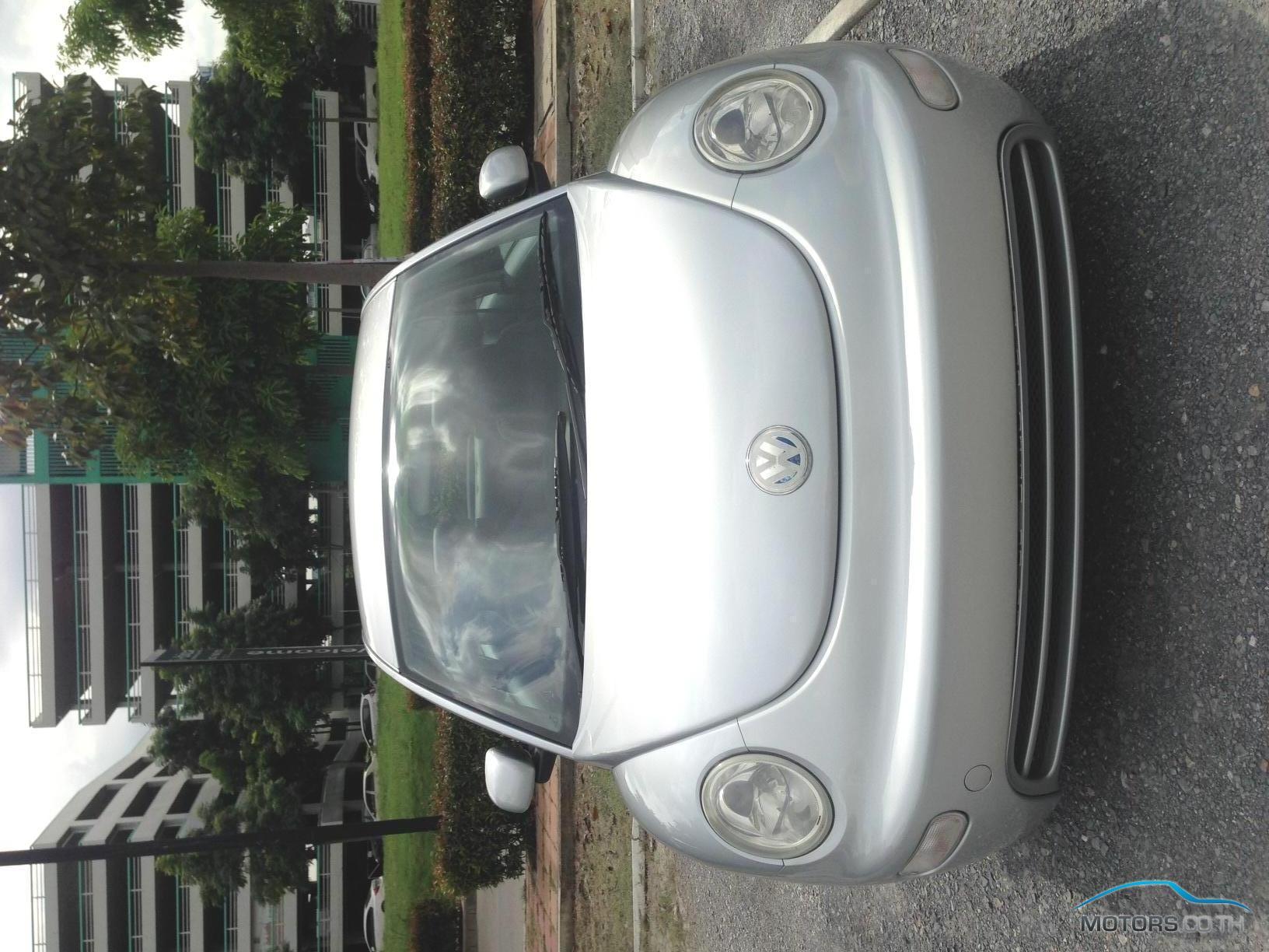 รถใหม่, รถมือสอง VOLKSWAGEN BEETLE (2002)