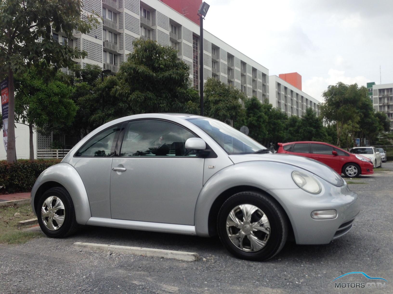 รถมือสอง, รถยนต์มือสอง VOLKSWAGEN BEETLE (2002)