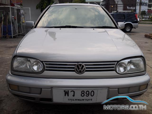 รถใหม่, รถมือสอง VOLKSWAGEN GOLF (1997)
