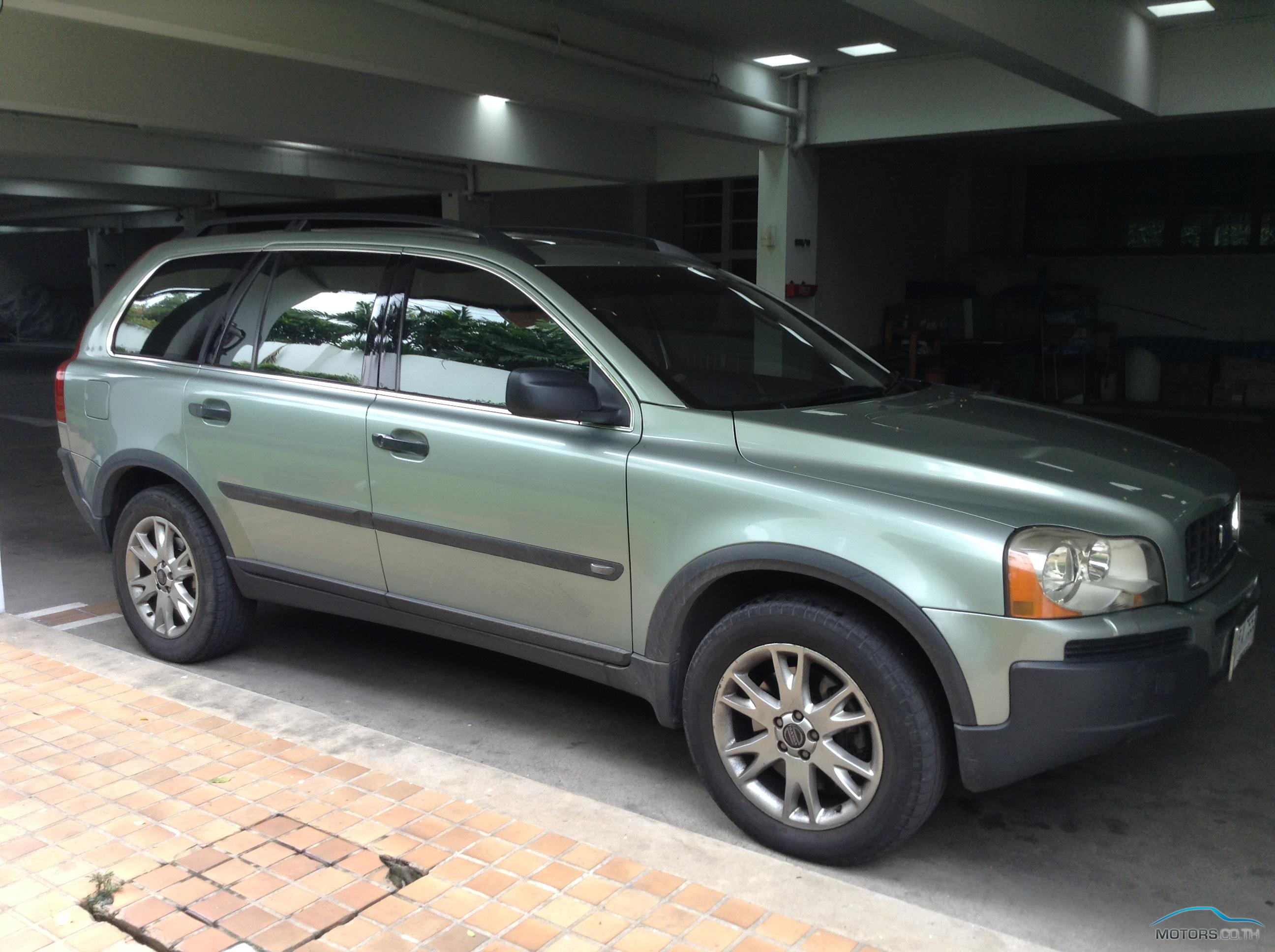 Secondhand VOLVO XC90 (2004)