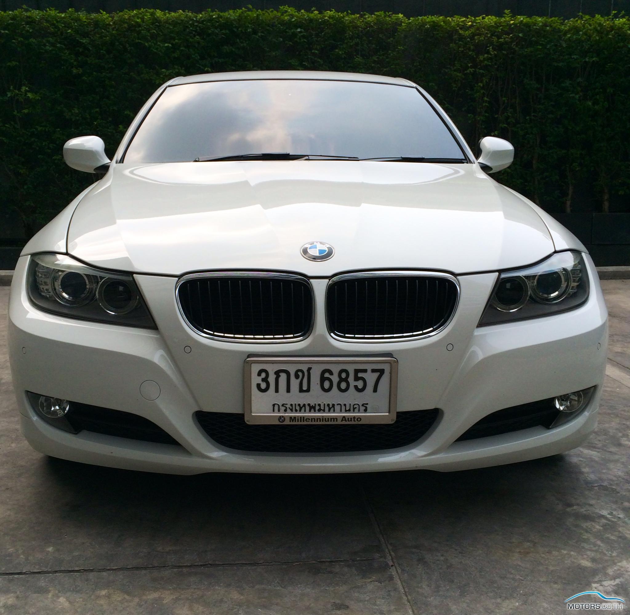 รถใหม่, รถมือสอง BMW SERIES 3 (2010)
