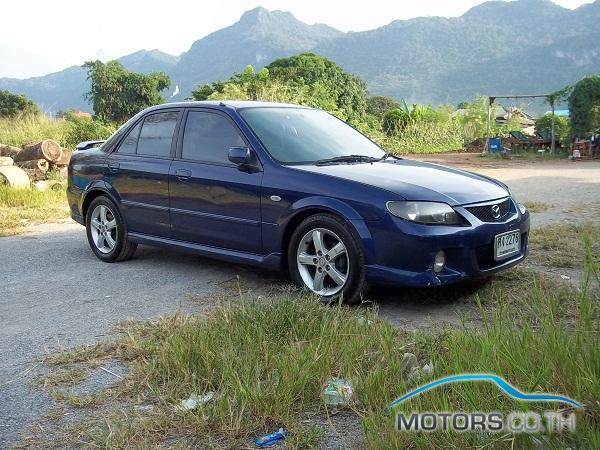 New, Used & Secondhand Cars MAZDA 323 (2004)