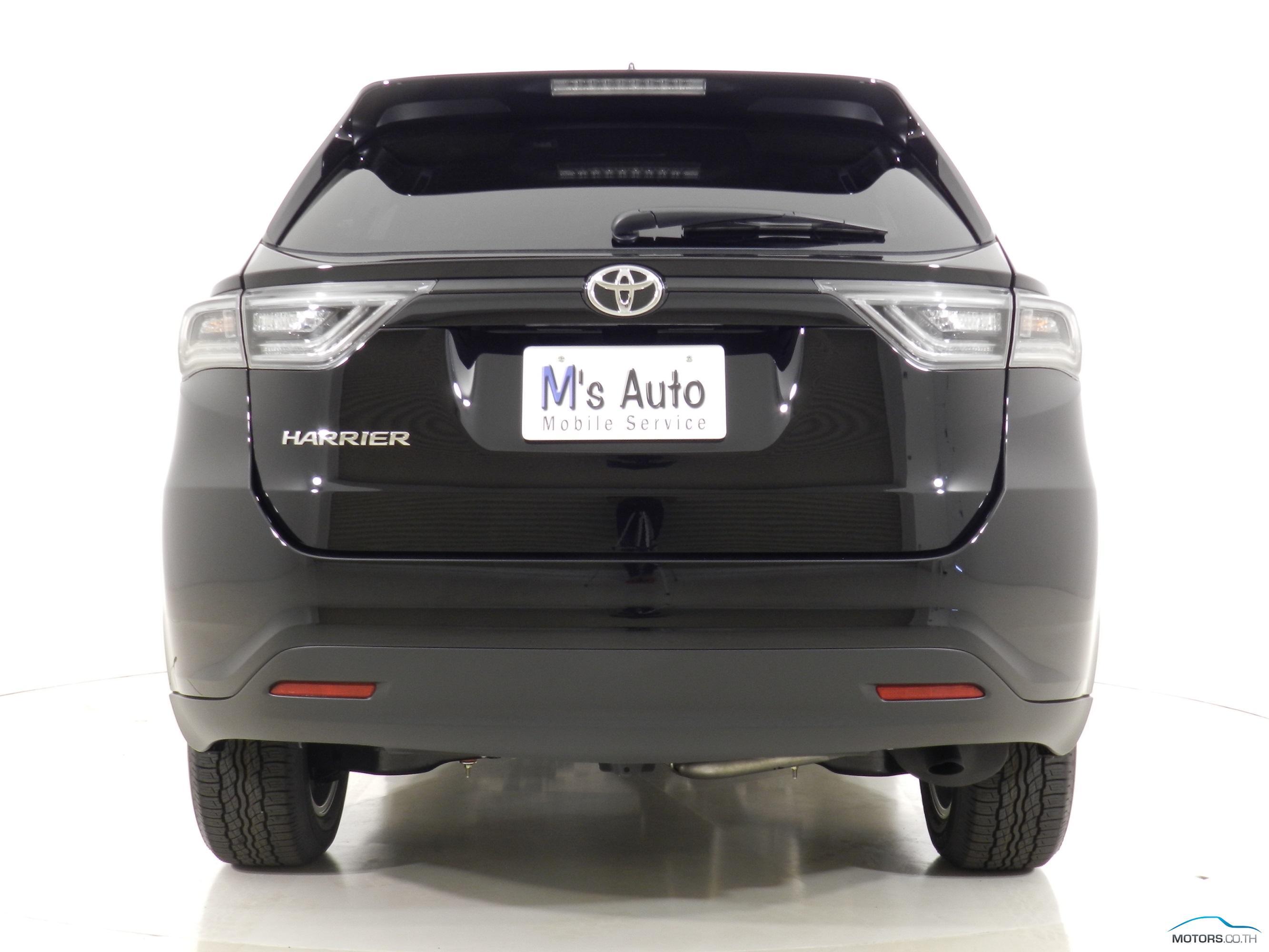 รถใหม่, รถมือสอง TOYOTA HARRIER (2015)