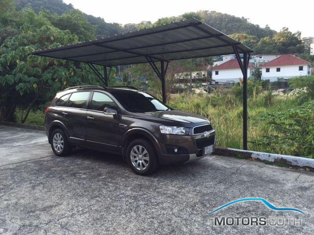 New, Used & Secondhand Cars CHEVROLET CAPTIVA (2012)
