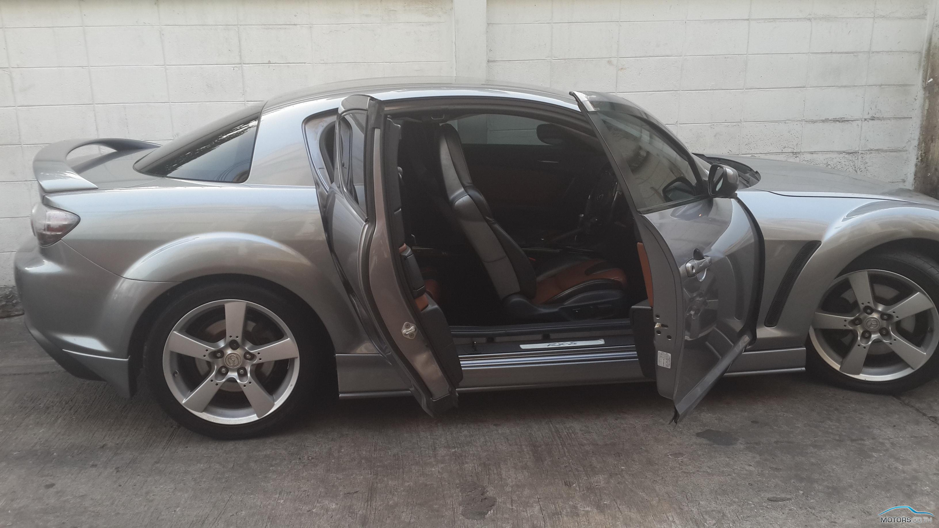 Secondhand MAZDA RX-8 (2010)