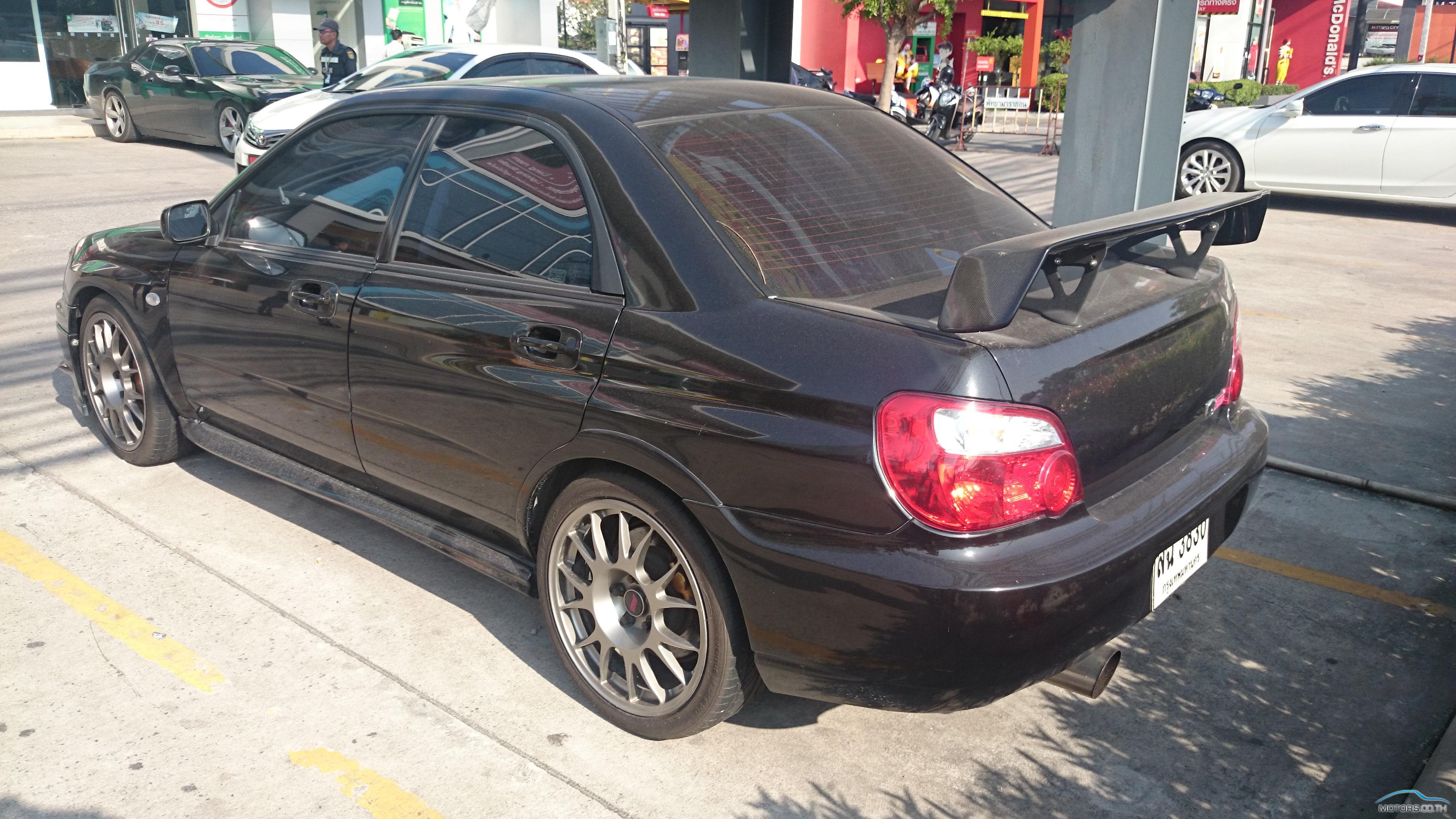 New, Used & Secondhand Cars SUBARU IMPREZA (2005)