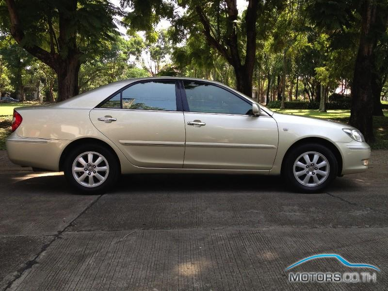 Secondhand TOYOTA CAMRY (2003)