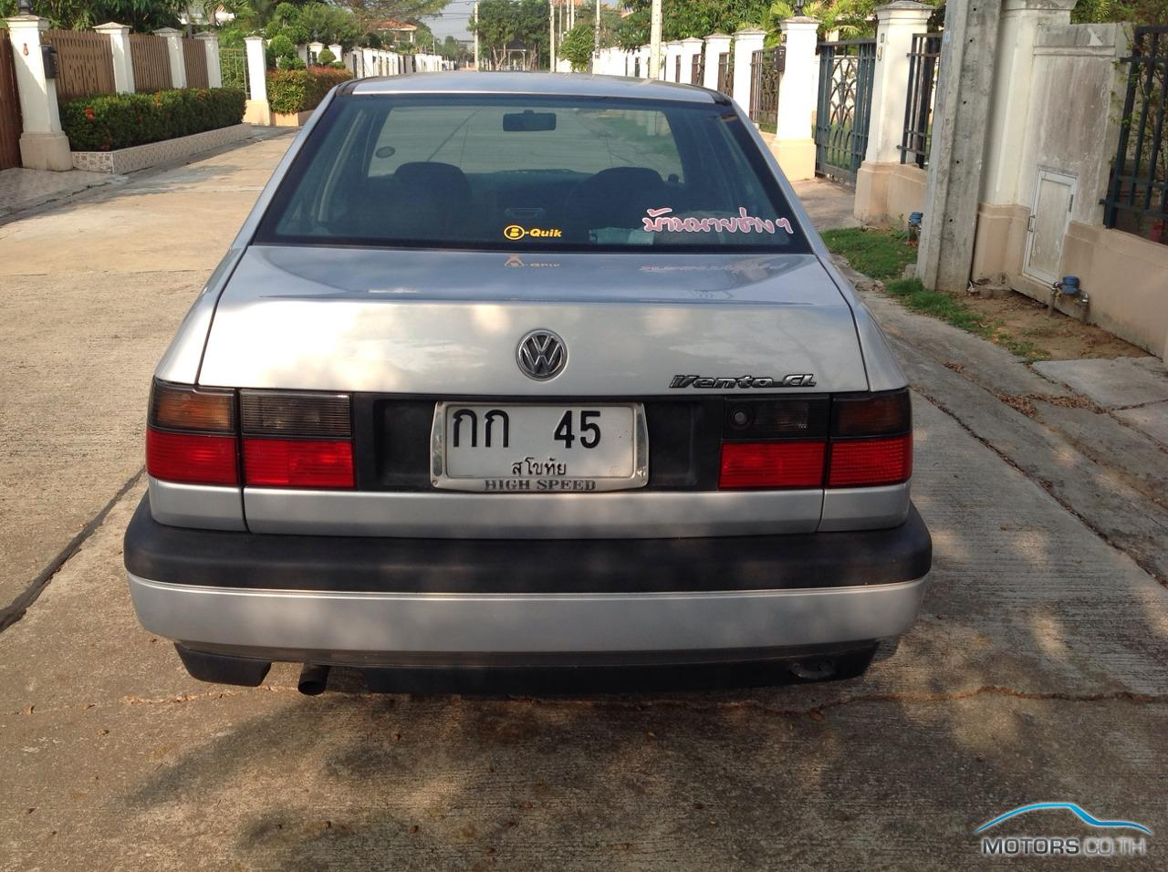 New, Used & Secondhand Cars VOLKSWAGEN VENTO (1997)