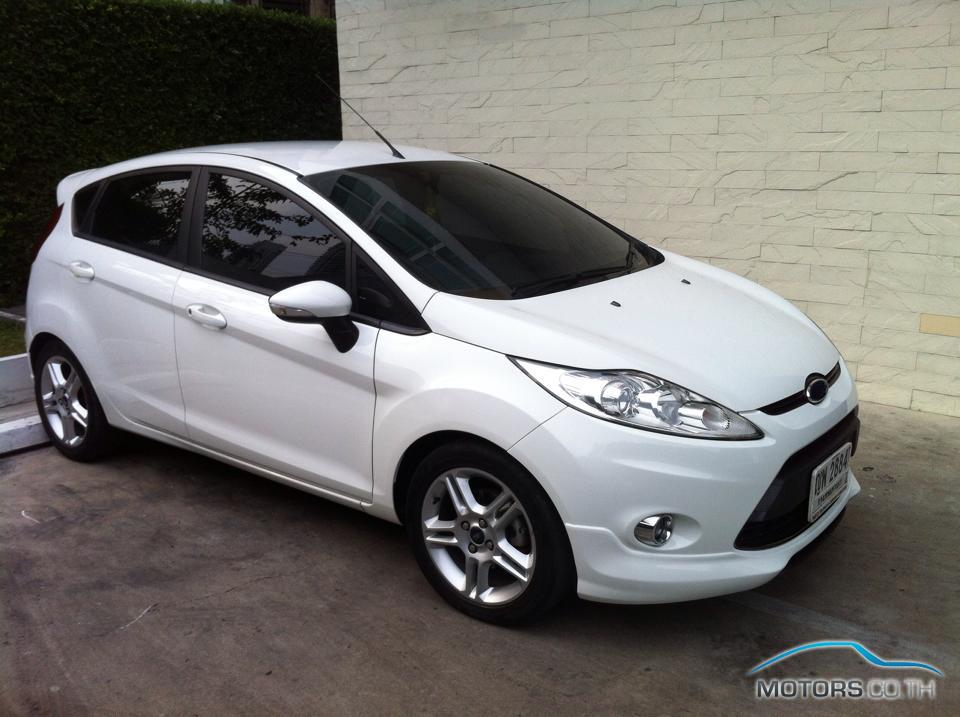 Ford Fiesta 2011 Motors Co Th