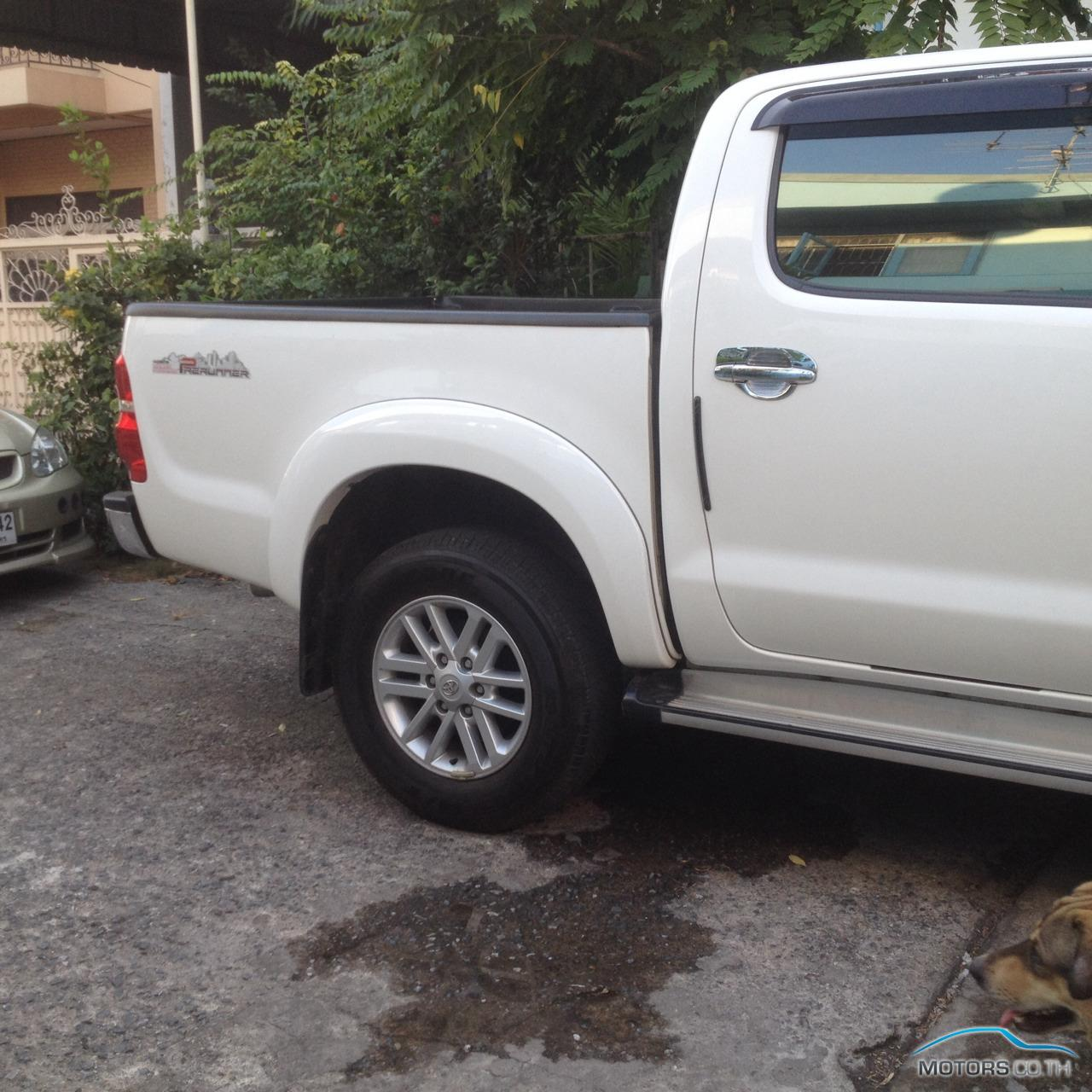 New, Used & Secondhand Cars TOYOTA HILUX VIGO (2013)