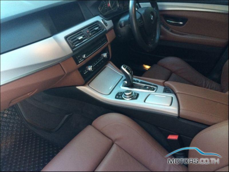 รถใหม่, รถมือสอง BMW SERIES 5 (2013)