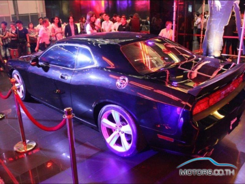 รถใหม่, รถมือสอง DODGE CHALLENGER (2008)