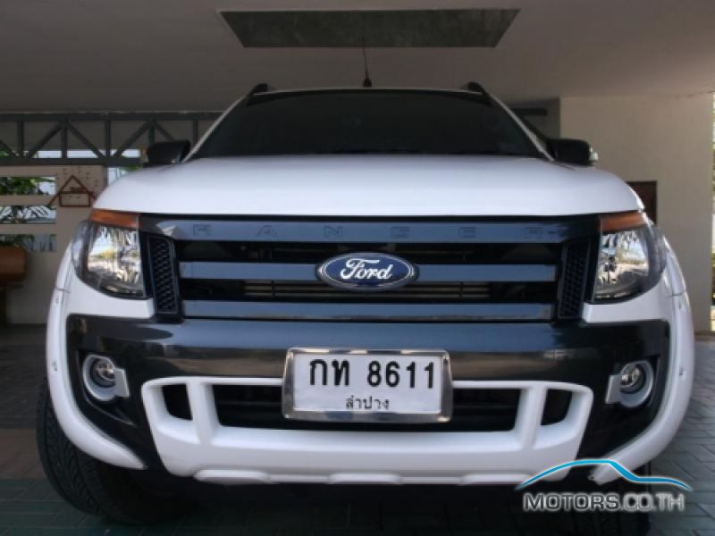 New, Used & Secondhand Cars FORD RANGER (2012)