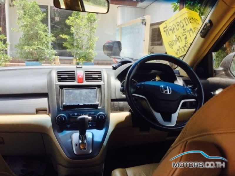 รถใหม่, รถมือสอง HONDA CR-V (2010)