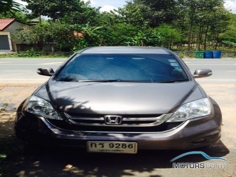 Secondhand HONDA CR-V (2010)