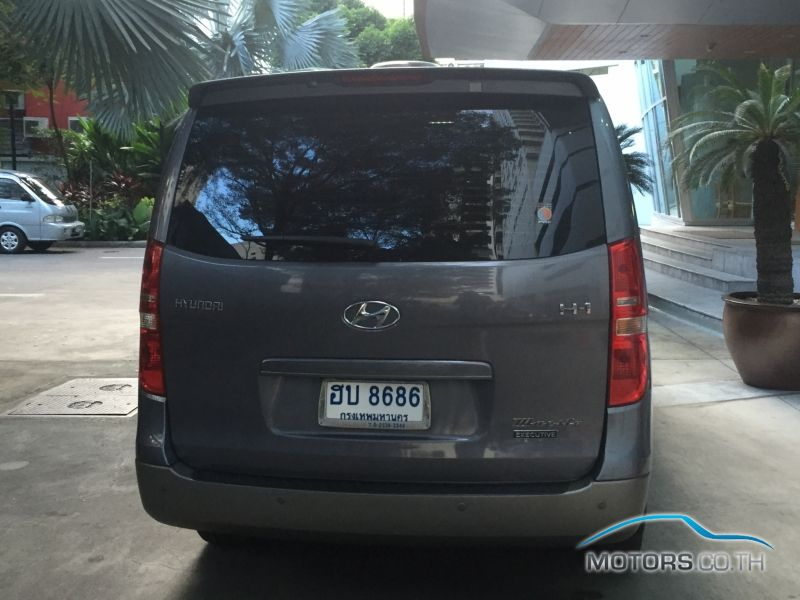 รถใหม่, รถมือสอง HYUNDAI H-1 (2010)