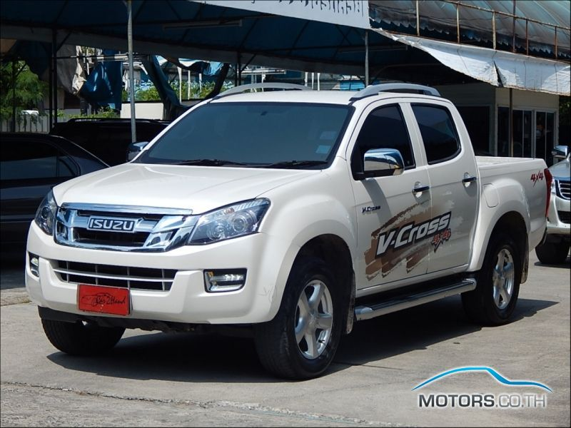 Secondhand ISUZU V-CROSS (2015)