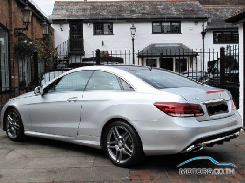New, Used & Secondhand Cars MERCEDES-BENZ E CLASS (2015)