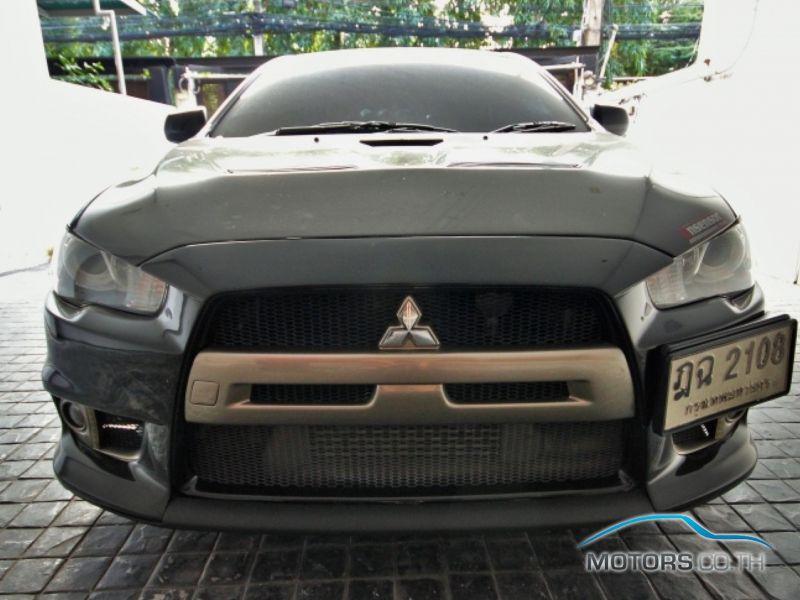 New, Used & Secondhand Cars MITSUBISHI LANCER (2010)