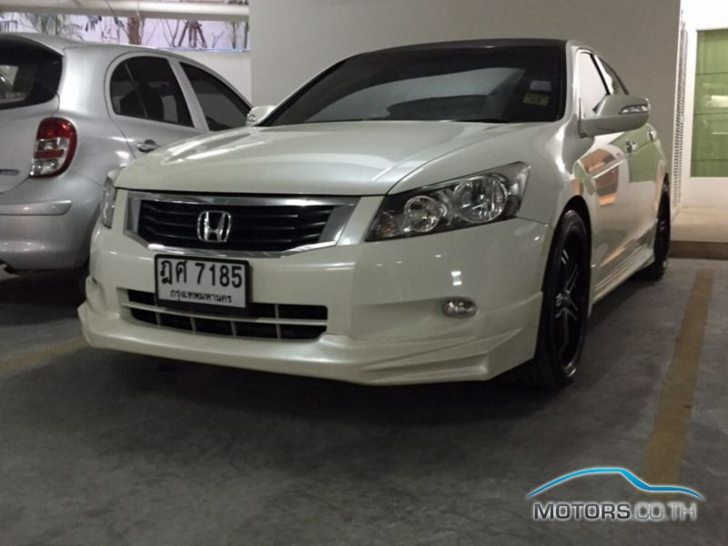 New, Used & Secondhand Cars HONDA ACCORD (2010)