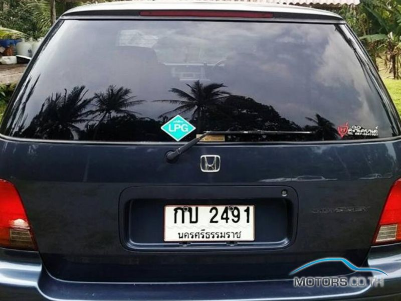 New, Used & Secondhand Cars HONDA ODYSSEY (2001)