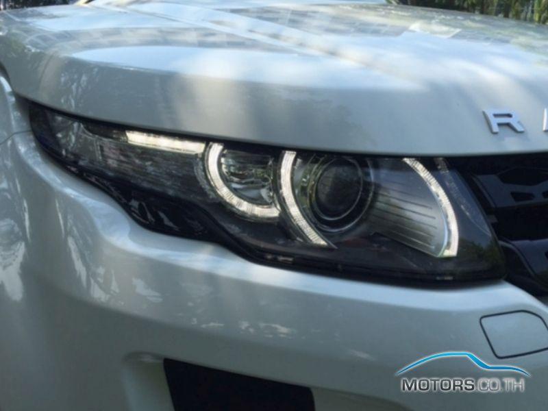 รถมือสอง, รถยนต์มือสอง LAND ROVER RANGE ROVER EVOQUE (2012)