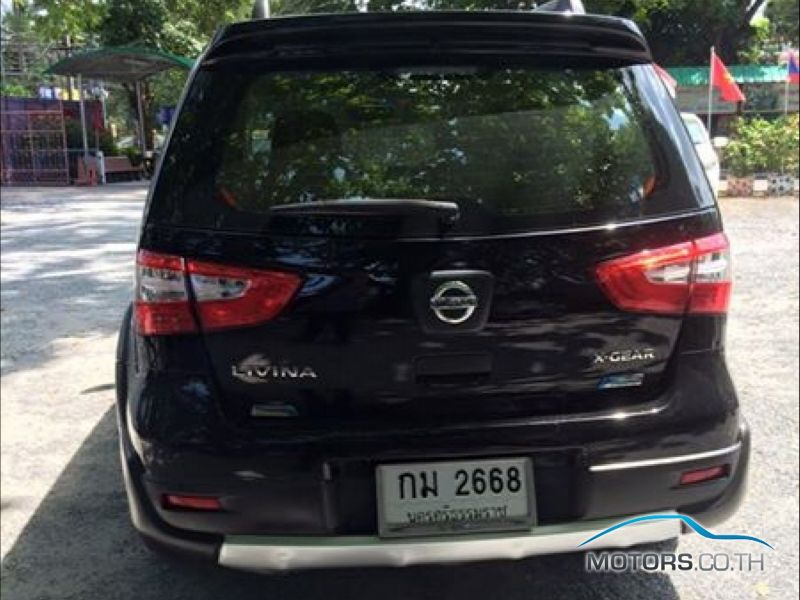 New, Used & Secondhand Cars NISSAN LIVINA (2014)