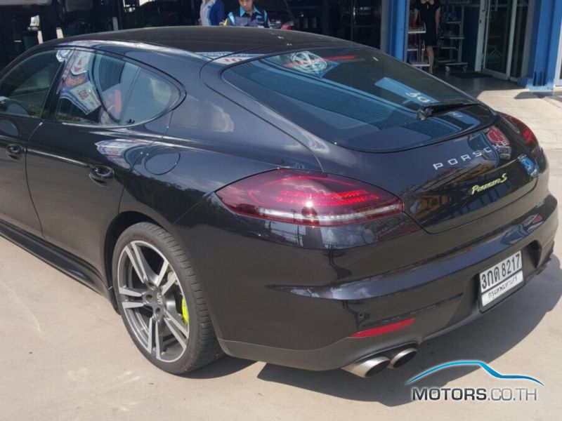 New, Used & Secondhand Cars PORSCHE PANAMERA (2014)
