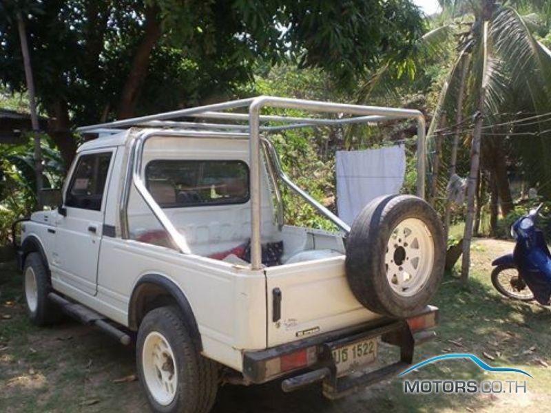 รถใหม่, รถมือสอง SUZUKI CARIBIAN (1981)